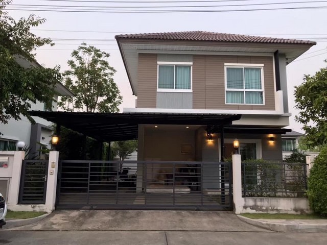 For RentHouseChiang Mai, Chiang Rai : Rent a house, Perfect Place project, rent 27,000 baht per month