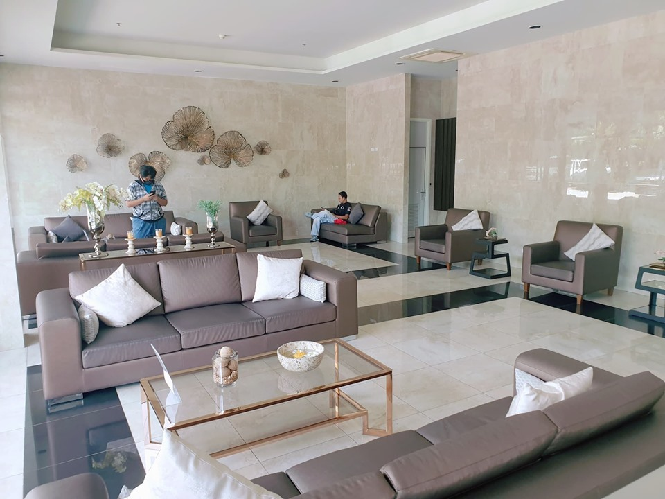 For RentCondoThaphra, Wutthakat : For rent, The president Sathorn Ratchaphruek, size 31 sq.m., phase 1, near BTS Bang Wa