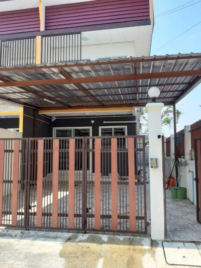 For SaleTownhouseNawamin, Ramindra : Sell Townhome, Ban Khun Lang, Sukhaphiban Road, Sai Mai 60