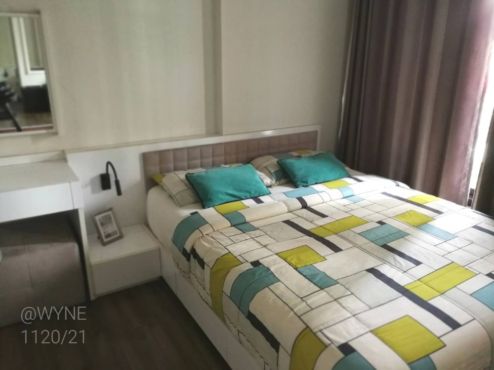 For RentCondoOnnut, Udomsuk : !! Nice room for rent Wyne By Sansiri Condo (Wyne by Sansiri) near BTS Phra Khanong