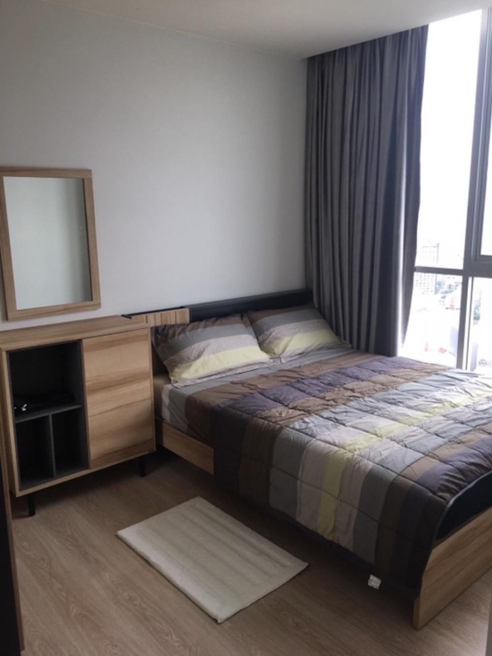For SaleCondoRatchadapisek, Huaikwang, Suttisan : For sale Noble revolve ratchada   type 1 bed 1 bath   size 25 sq.m    floor 30   fully furnished   price 3.69 mb   contact porto 061-7304445  Line : i-portofc