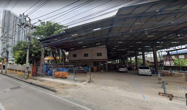 เช่าที่ดินรัตนาธิเบศร์ สนามบินน้ำ : ให้เช่าที่ดินติดถนนรัตนาธิเบศร์ เนื้อที่ 2-1-11 ไร่ พร้อมสิ่งปลูกสร้าง ใกล้MRTแยกนนทบุรี1