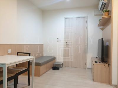 เช่าคอนโดพระราม 9 เพชรบุรีตัดใหม่ : For Rent Life Asoke (35 sqm.)