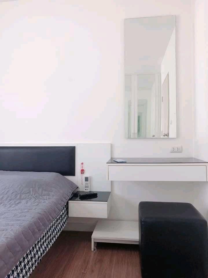 For RentCondoBangna, Lasalle, Bearing : For Rent I Condo Sukhumvit 105 / iCondo Sukhumvit 105 Beautiful room very cheap price