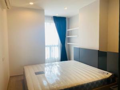 For SaleCondoThaphra, Wutthakat : Urgent sale, Condo Ideo Sathorn-Tha Phra, Ideo Sathon -Tha Pra 31.47 sqm., 21st floor, clear city view.