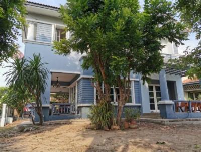 For RentHouseLadkrabang, Suwannaphum Airport : RH397 House for rent 90 sq.w. Chaiyapruek Village, Soi Khum Klao, near Suvarnabhumi Airport