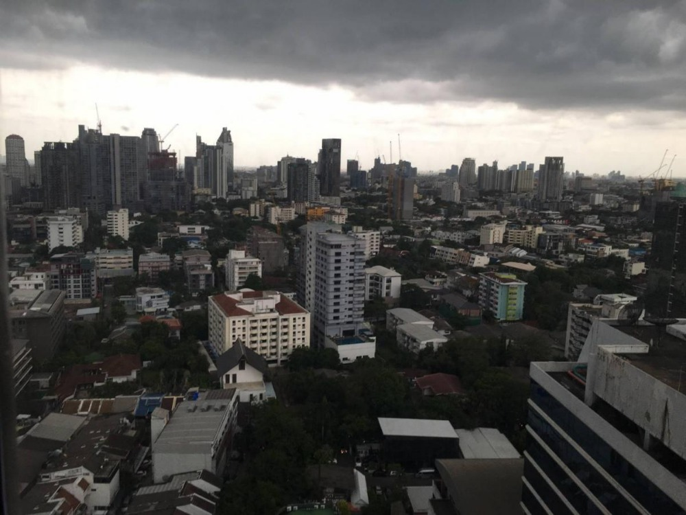 For SaleCondoSukhumvit, Asoke, Thonglor : Sell 1 bed, big site, 50sqm. 1bedroom 1bathroom partition kitchen 5.35Mb., Floor 2X (South, Chao Phraya River view)