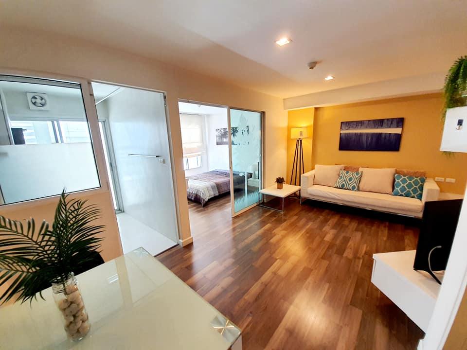 เช่าคอนโดอ่อนนุช อุดมสุข : For Rent The Room สุขุมวิท 79 ระยะ 200 ม.จาก BTS อ่อนนุช สามารถเดินได้ ห้องกว้าง ครัวแยก เฟอร์นิเจอร์และเครื่องใช้ไฟฟ้าครบ