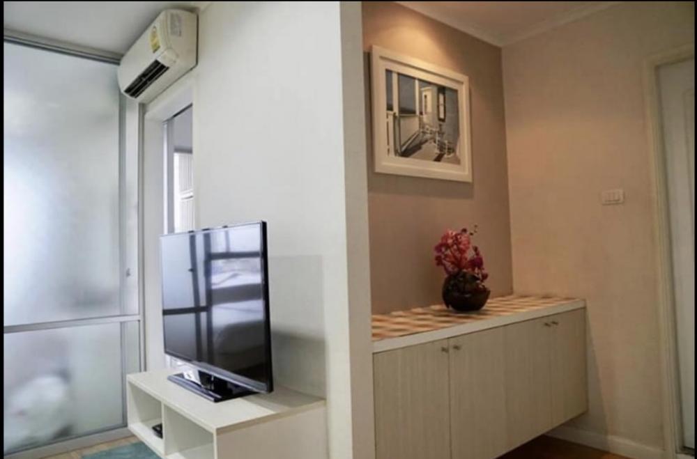 For RentCondoBang kae, Phetkasem : Condo for rent at Lumpini Ville, Lumpini Ville Bang Khae, Bang Khae BTS, size 35 sqm. 1 bedroom, 1 bathroom, price 9,500 baht / month. Total call fee 093-028-1245id line: properagency