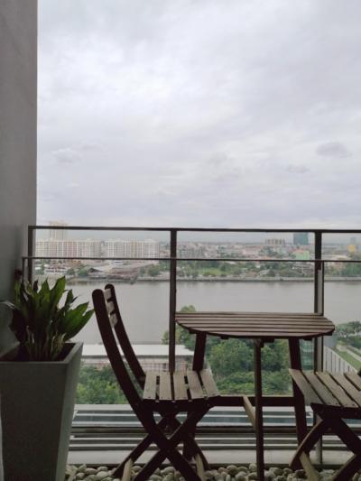 ขายคอนโดบางซื่อ วงศ์สว่าง เตาปูน : ขายถูก คอนโด333ริเวอร์ไซด์ 1ห้องนอน วิวแม่น้ำ 7.29ล