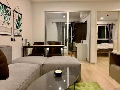 For RentCondoKasetsart, Ratchayothin : 2Bedroom🔥 For Rent at Elio Del Moss near Kasetsart University +BTS