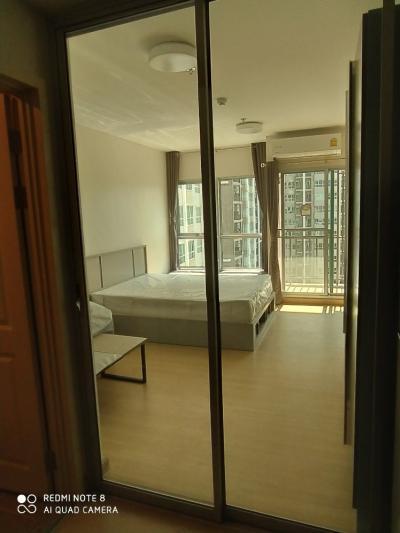 เช่าคอนโดพระราม 9 เพชรบุรีตัดใหม่ : 0942-A😊 For RENT ให้เช่าห้อง Studio🚄ใกล้ MRT พระราม 9🏢ศุภาลัย เวอเรนด้า พระราม 9 Supalai Veranda Rama 9🔔พื้นที่:30.00ตร.ม.💲เช่า:9,500.-บาท📞:099-5919653✅LineID:@sureresidence