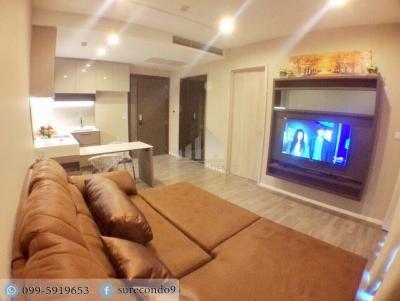 For SaleCondoBang Sue, Wong Sawang : 0216-B😍 For SELL ขาย 1 ห้องนอน 🚄ใกล้ MRT บางโพ เพียง 2 นาที 🏢 โครงการ 333 ริเวอร์ไซด์ 333 RIVERSIDE 🔔พื้นที่:47.00ตร.ม. 💲ราคาขาย:7,590,000.-บาท 📞นัดชมห้อง:099-5919653 ✅LineID:@sureresidence