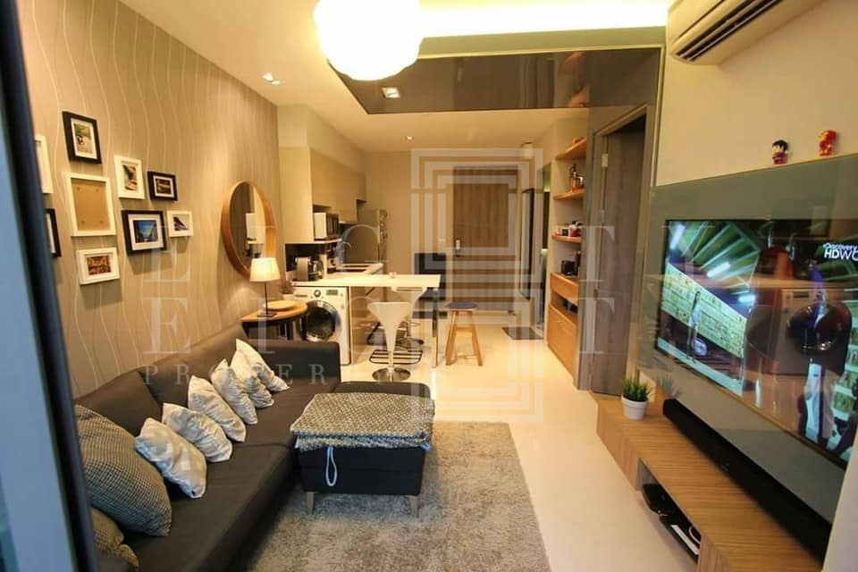 For SaleCondoSukhumvit, Asoke, Thonglor : For Sale Trapezo Sukhumvit 16 (44 sqm.)