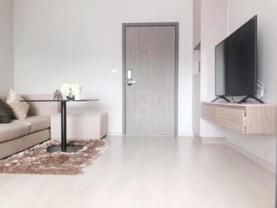 เช่าคอนโดท่าพระ ตลาดพลู : For Rent Ideo Thapra Interchange (35.5 sqm.)