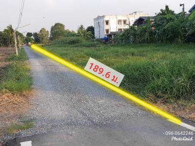 For SaleLandRamkhamhaeng,Min Buri, Romklao : Land for sale 2-1-39 rai, Pracha Ruamchai Road (Soi 10-12), sand, soil, Minburi, Khlong Sam Wa, Bangkok