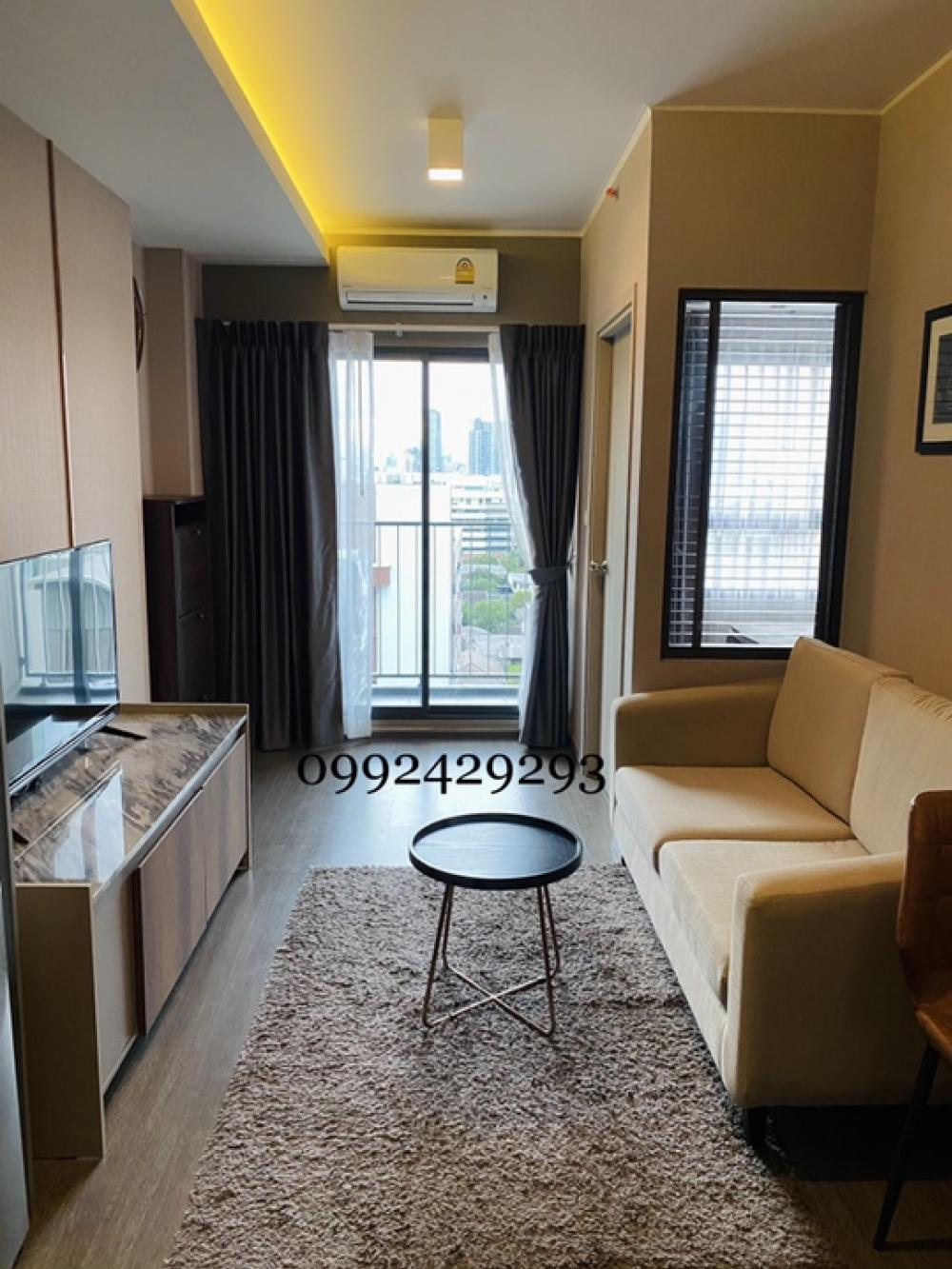 For RentCondoOnnut, Udomsuk : Ideo Sukhumvit 93 Beautiful room, ready to rent.