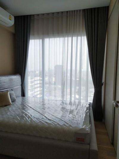 เช่าคอนโดลาดพร้าว เซ็นทรัลลาดพร้าว : 1RC-055  ให้เช่า *** ห้องพร้อมเข้าอยู่*** The Saint Residences Ladprao Full furnished ใกล้ BTS ห้าแยกลาดพร้าว