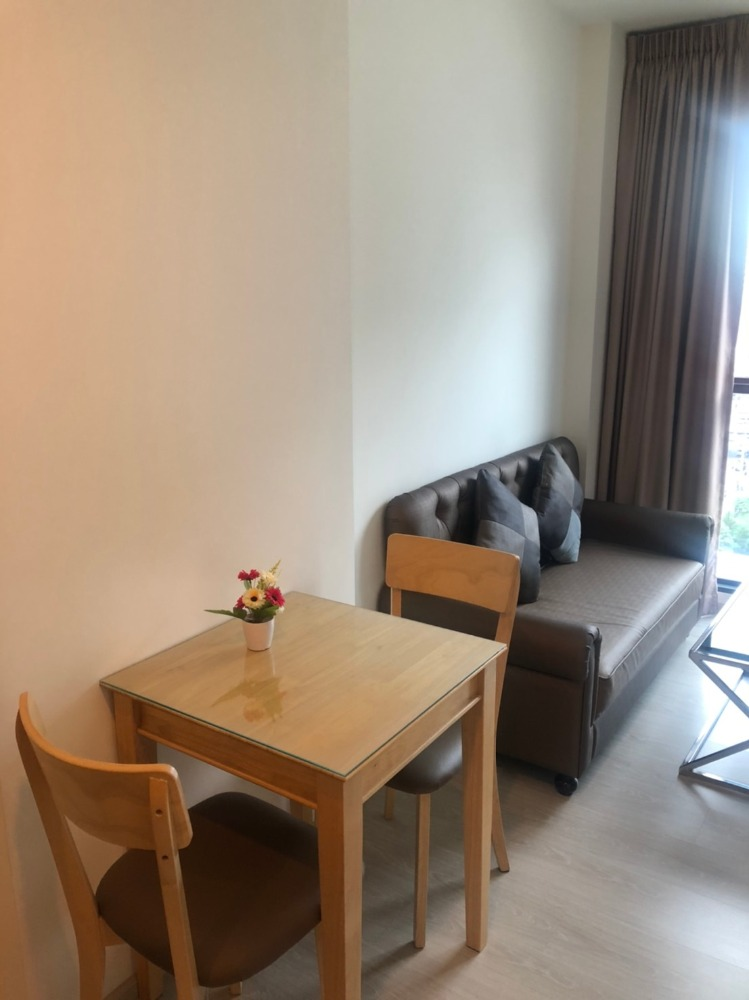 For RentCondoRama9, RCA, Petchaburi : Rhythm Asoke 2 For Rent !!! Hot pice Only 15,000 Bath 1 bed 1 bath, size 28 sqm, Nice room and ready to move in