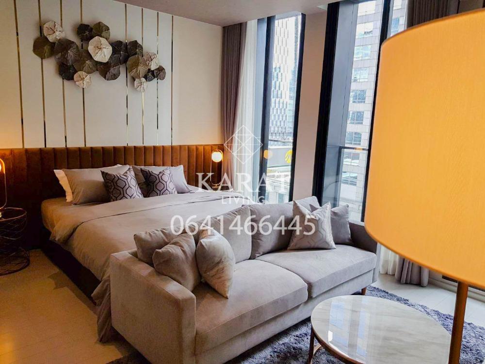 For RentCondoWitthayu,Ploenchit  ,Langsuan : For Rent Noble Ploenchit Close BTS Ploenchit 45 sqm.1 Bed Beautiful decoration 36,000 THB