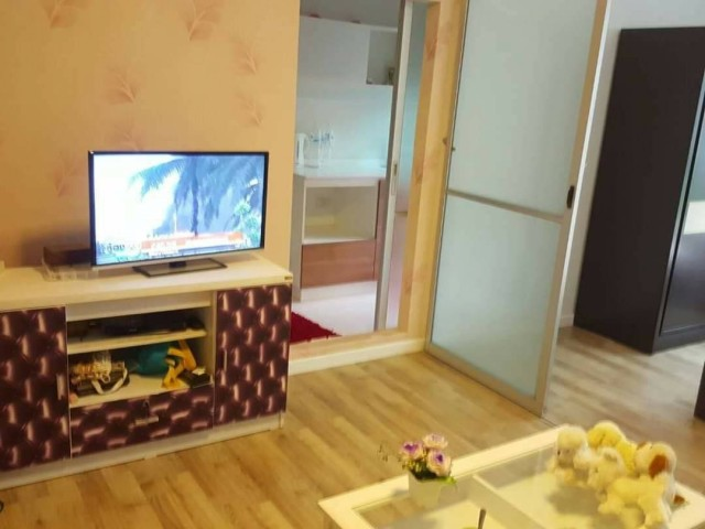 For SaleCondoLadkrabang, Suwannaphum Airport : KP-0005 Urgent! Condo for sale D Condo Onnut - Rama 9, good location, lower price than the market, beautiful decoration, fully furnished
