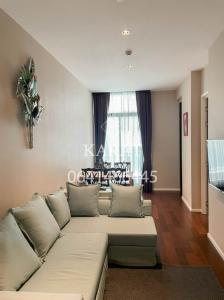 For RentCondoSukhumvit, Asoke, Thonglor : THE DIPLOMAT 39 for rent 45,000 THB 53 sqm FL.20 fully furnished K.Bee 064146-6445 (R681)