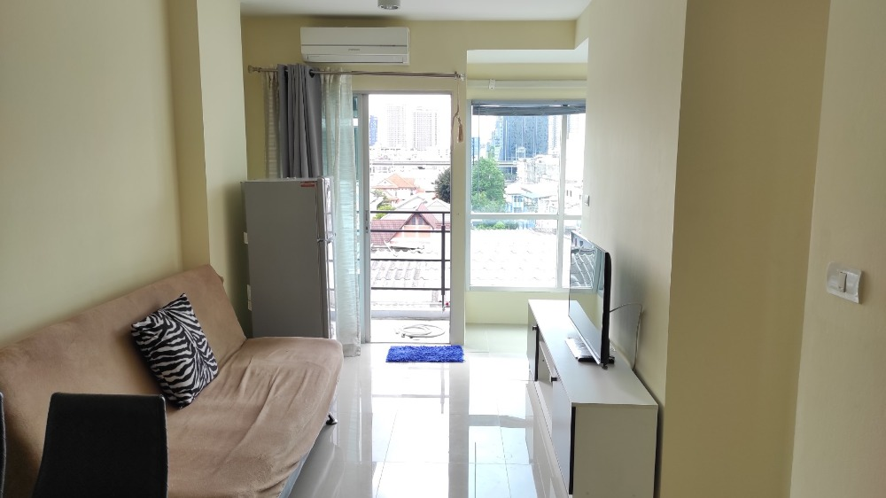 For SaleCondoRatchadapisek, Huaikwang, Suttisan : The Urbano Vibhavadi-Rangsit 16 Ratchadaphisek 19 Loss sale The Urbano Vibhavadi Ratchadaphisek 7th floor corner room 2 bedrooms for sale cheap rent near MRT Ratchadaphisek