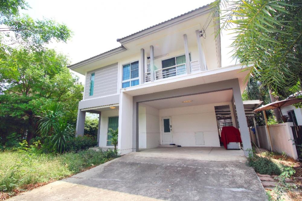 For SaleHouseRamkhamhaeng,Min Buri, Romklao : House for sale Siwalee Ramkhamhaeng Ramkhamhaeng - Wongwaen (Soi Mistine) area 75.7 sq.w. quality project & quot; Land and House & quot; Good location, big house, cheap price