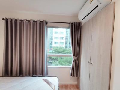 For SaleCondoNawamin, Ramindra : Loss sale, Lumpini Nawamin Sriburapa project, room size 26 sqm, beautiful room