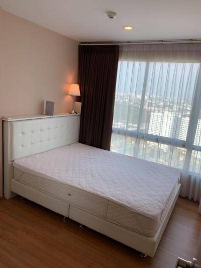เช่าคอนโดอ่อนนุช อุดมสุข : ให้เช่า คอนโด The base 77 ขนาด  30 ตรม 1 ห้องนอน 1 ห้องน้ำ ภายในห้องตกแต่งอย่างสวยงาม