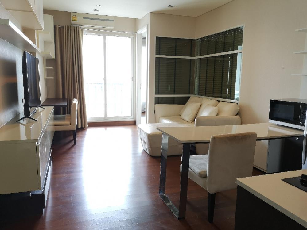 For RentCondoSukhumvit, Asoke, Thonglor : For rent IVY Thonglor (Sukhumvit 55) BTS Thonglor 1 bedroom 43 sq m.