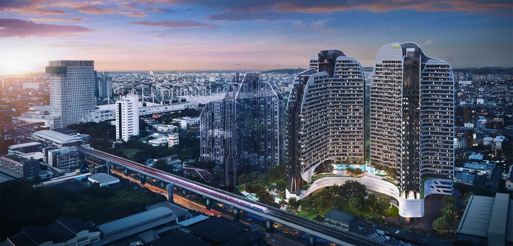 For SaleCondoBangna, Lasalle, Bearing : Loss sale !! Ideo mobi Eastpoint ** ฺ BTS Bangna ** Starting price 2.79 million! Call 089-1676755, ready to live, beautiful.