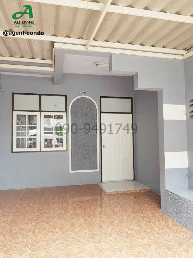 For RentTownhouseRangsit, Patumtani : Rent village Suan Thong 7 Lam Luk Ka Klong 4 ready to move in.