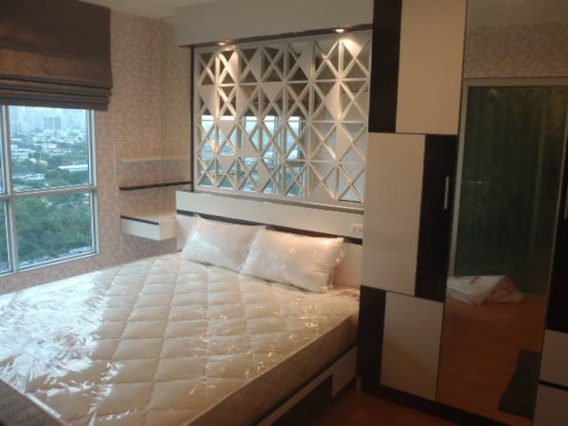 For RentCondoKhlongtoei, Kluaynamthai : Aspire RAMA 4– River View – Corner Unit 39 sqm 7730