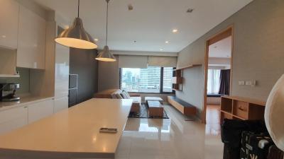 For RentCondoWitthayu,Ploenchit  ,Langsuan : Condo For rent @ Amanta Lumpini Rama 4 Rd. Closed to MRT Lumphini 1br. 63 sqm. 35, 000 baht / month