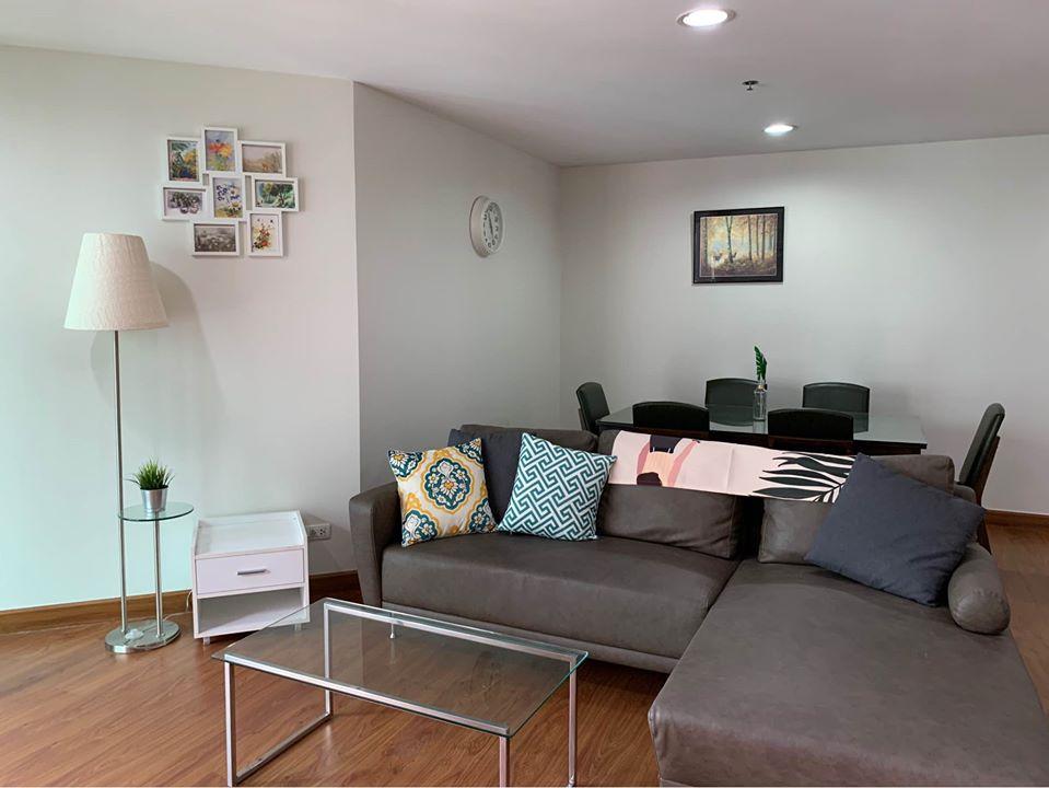 เช่าคอนโดพระราม 9 เพชรบุรีตัดใหม่ : ให้เช่า คอนโด เบล แกรนด์ พระราม 9 (For rent Bell grand rama 9) ใกล้ห้างเซ็นทรัล พระราม 9 , Mrt พระราม 9  - ขนาด 95 ตร.ม.  2 ห้องนอน 2 ห้องน้ำ 2 ห้องครัว + ห้องนั่งเล่น และมีระเบียง2ด้าน ครัวในและครัวไทยด้านนอก