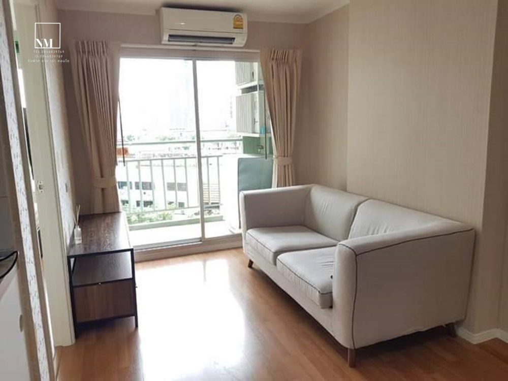 For RentCondoRama9, RCA, Petchaburi : Condo for rent Lumpini Park Rama 9 - Ratchada, ready to move in, near Mrt Phetchaburi, near RCA and Piyawet Hospital (For rent LPN Park Rama 9-Ratchada)