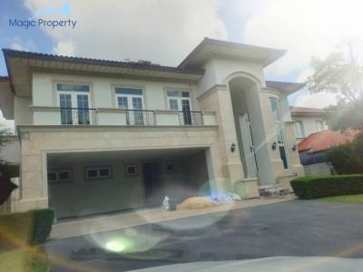 For SaleHouseKaset Nawamin,Ladplakao : Luxury Single House Grand Crystal  Project  For Sale