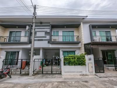 For SaleTownhouseMahachai Samut Sakhon : Townhome, Baan Dee Economy, Thasai, Samut Sakhon