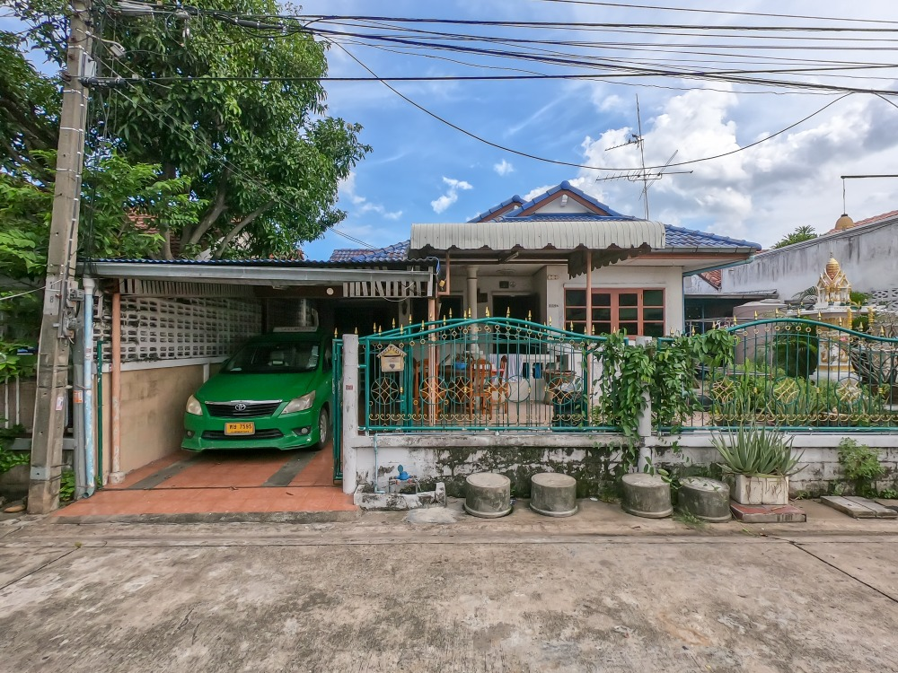 For SaleHouseBang kae, Phetkasem : Single House, Phut Tan Phetkasem 81, Nong Khaem, cheap price.