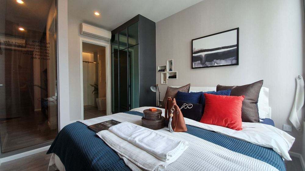For RentCondoOnnut, Udomsuk : For RENT : The Room Sukhumvit 69, 1-bed, 35 SqM, 21th floor @BTS Pra Kanong
