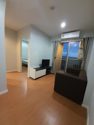 For RentCondoRamkhamhaeng Nida, Seri Thai : Corner room for rent, Lumpini Nida-Serithai Condo
