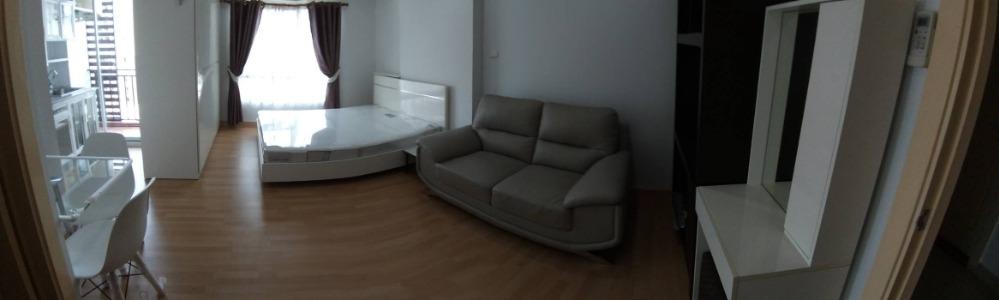 For RentCondoRattanathibet, Sanambinna : Condo for rent The Crystal Condo @Rattanathibet 3 fully furnished (Confirm again when visit).