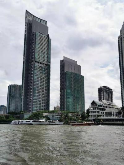 For RentCondoWongwianyai, Charoennakor : Condo the river for rent