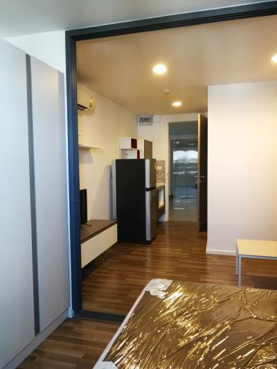For RentCondoRamkhamhaeng, Hua Mak : ถูกที่สุด! ให้เช่าคอนโด Living Nest ลีฟวิ่ง เนสท์ รามคำแหง ตึก B ขนาด 26 ตรม. / 7,000 B.