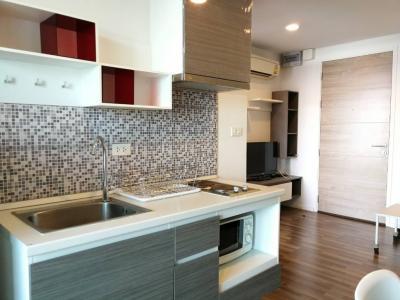เช่าคอนโดรามคำแหง หัวหมาก : ราคาพิเศษ! ให้เช่าคอนโด Living Nest ลีฟวิ่ง เนสท์ รามคำแหง ขนาด 32 ตรม.ชั้น 6