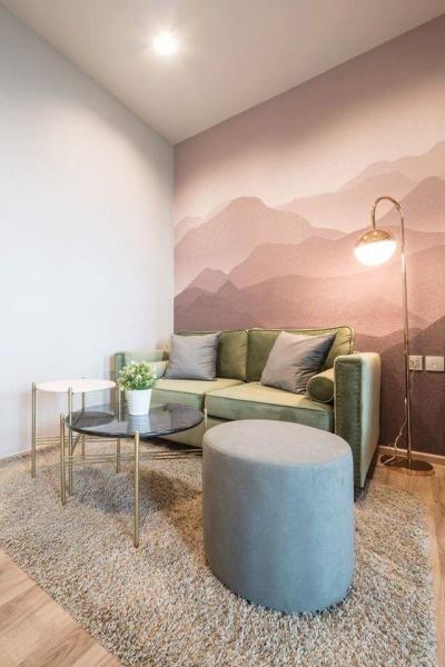 For RentCondoSapankwai,Jatujak : +++ Urgent rental +++ THE LINE Jatujak-Mochit ** 1 bedroom 35.12 sq m, Chatuchak park view, fully furnished !!
