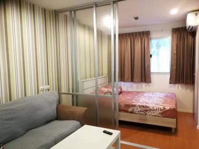 For RentCondoNawamin, Ramindra : For rent, Lumpini Condo Town Ramindra - Lat Pla Khao, Phase 1, next to The jas, size 23 sqm.