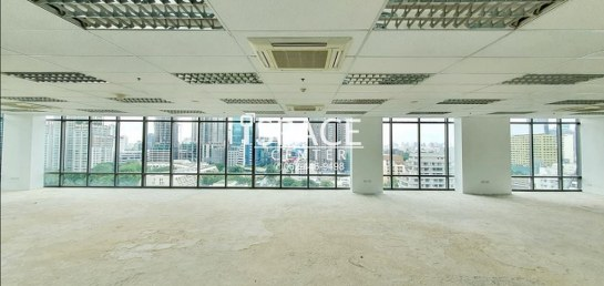 For RentOfficeWitthayu,Ploenchit  ,Langsuan : Office for rent, office, near BTS Ploenchit, convenient transportation, very beautiful office, already flooring, good view.