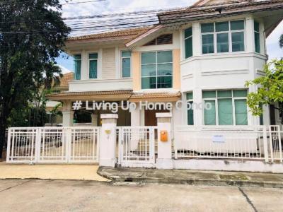 For SaleHouseNawamin, Ramindra : House for sale, Bangkok Boulevard Ramindra, 107.9 sq m. Behind the corner